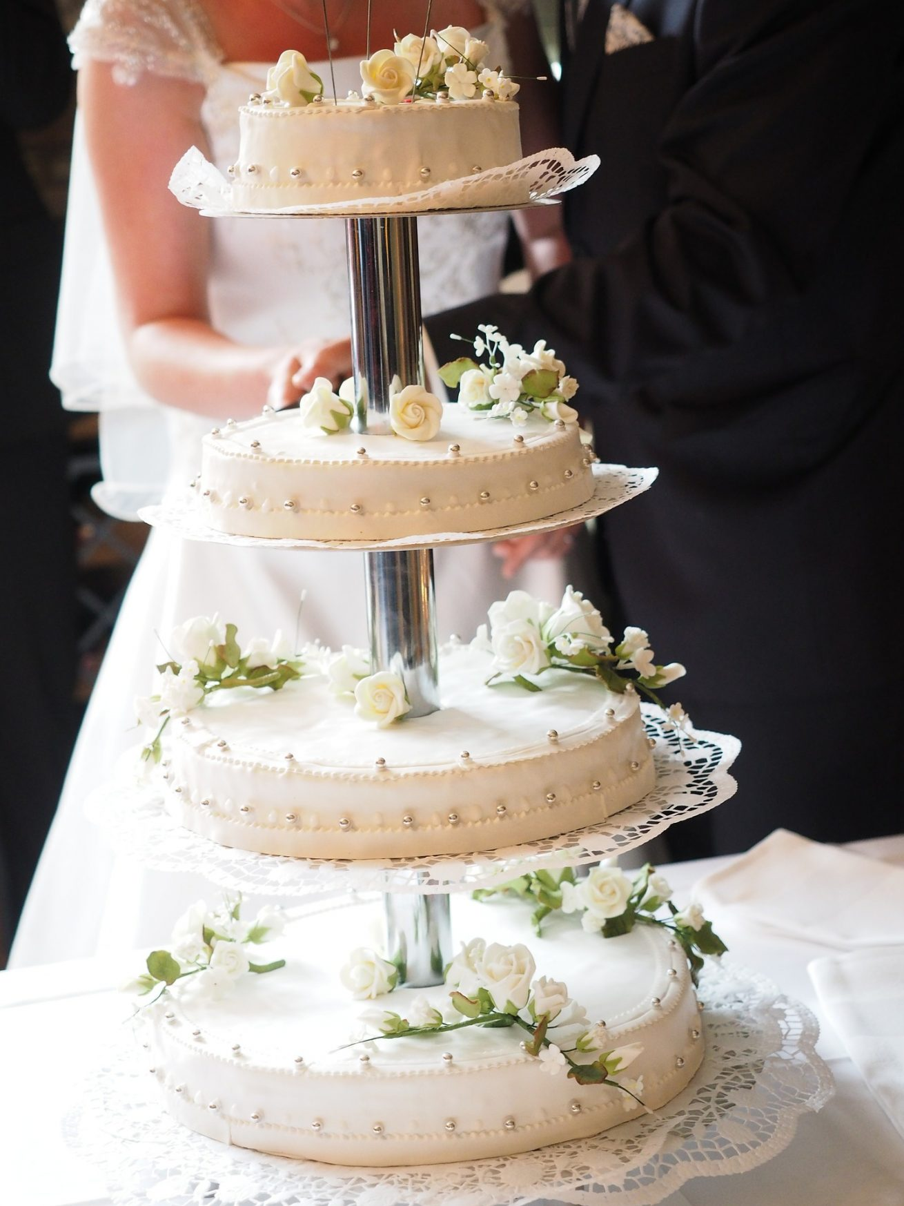 Symbolika svadobnej torty