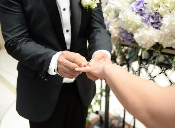 Čo symbolizujú svadobné obrúčky