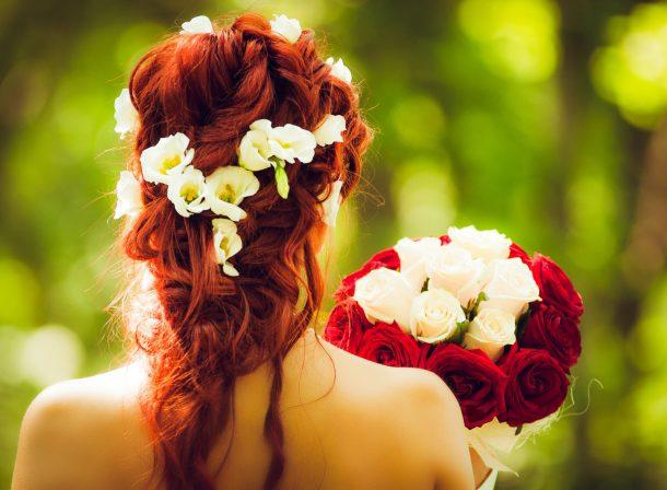 Tradícia svadobnej kytice starejší Nové Zámky